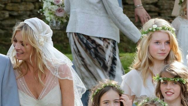Make Way For Kate Moss's 13-Year-Old Sister