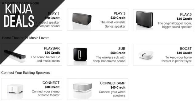 You're Running Out of Time to Score These Christmas SONOS Deals