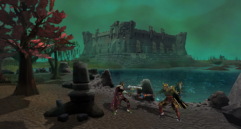 Runescape 3 Launches July 22
