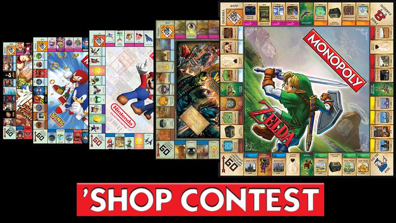 Kotaku 'Shop Contest: Now Board Gaming