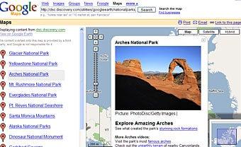 Google Maps KML overlays
