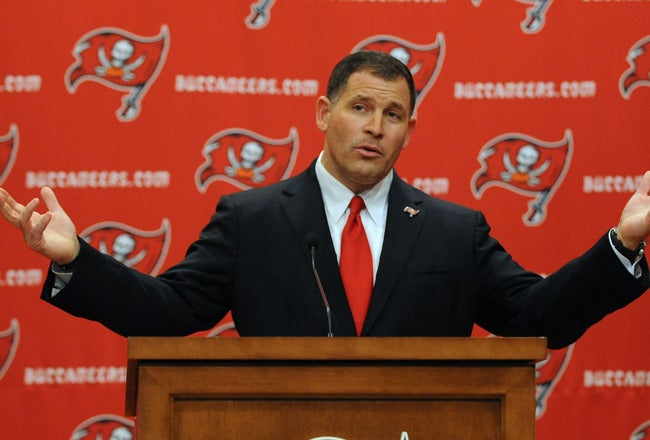 "Greg Schiano Says He ""Never Even Thought About Leaving Rutgers"" Until He Did"