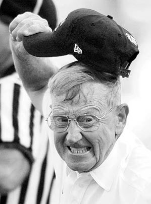 Get Hammered With Lou Holtz