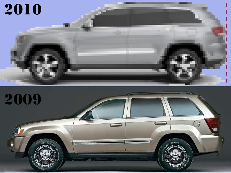 2010 Dodge Durango: Once More, Into The Leak