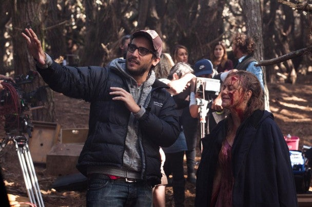 Evil Dead Behind the Scenes Photos