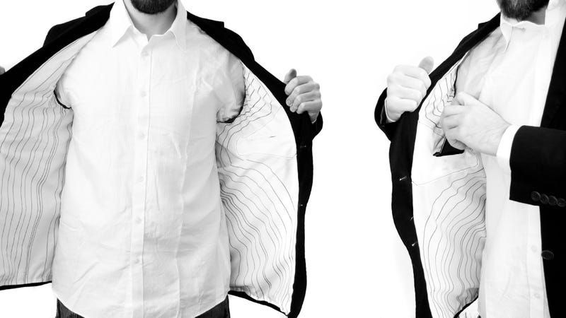 This Jacket's Faraday Cage Conveniently Silences Your Phone