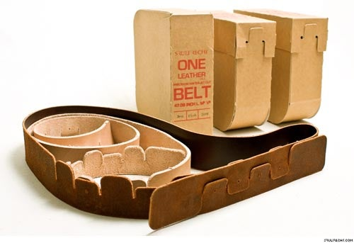 Buckle-less Belt Goes Against All T's Principles