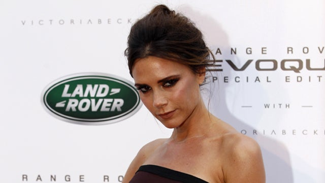 Victoria Beckham Designed a Car, and Her Explanation of the Creative Process Reads like an Exquisite Parody