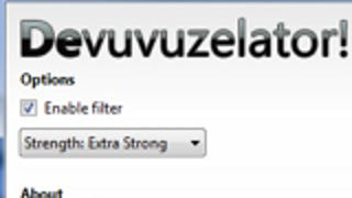 Discussion on this topic: How to Filter the Vuvuzela Noise, how-to-filter-the-vuvuzela-noise/