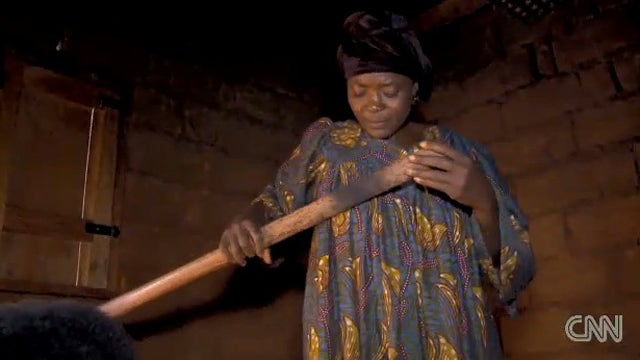 Cameroon's Awful 'Breast Ironing' Problem