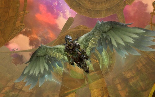 Aion Speeds Things Up With Double XP Weekends