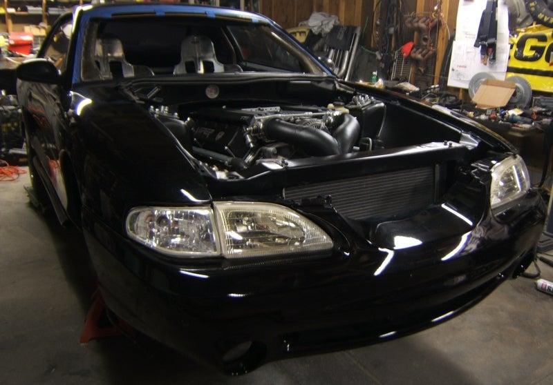 Snake-Bit: Twin-Turbo Viper V10-Powered Mustang
