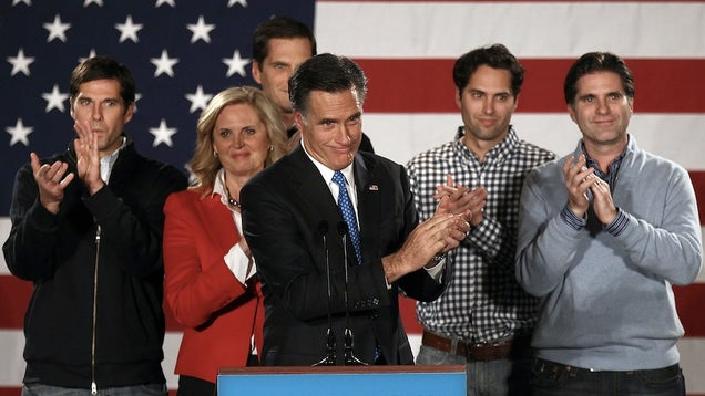 Why it Matters that Tagg Romney's Surrogacy Agreement Was Pro-Choice