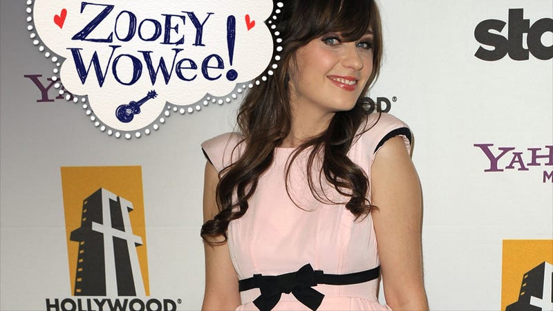 Zooey Deschanel Unappreciated at Northwestern