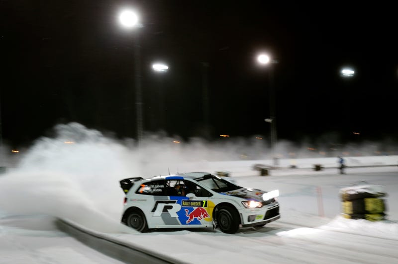 Live feed from Rally Sweden!