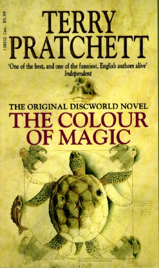 Read All the Discworld Books with Mark Oshiro