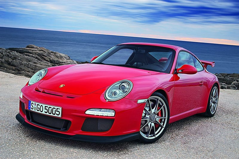 2010 Porsche 911 GT3: Now With Photo Gallery, Video