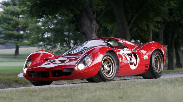 The ten coolest Le Mans Prototypes of all time