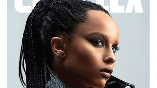 Zoe Kravitz On Her Past Eating Disorder: 'I Felt Pressured'