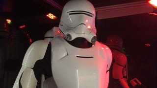 <i>Star Wars</i> Costumes And Props Reveal New Characters For Episode 7
