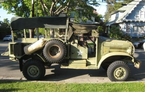 1943 International Harvester Truck