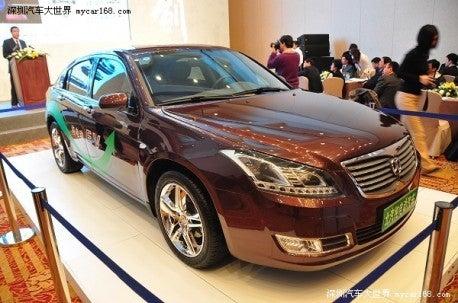 Beijing BE701 EV