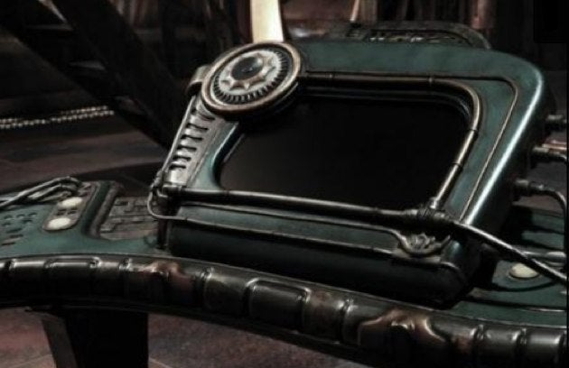 Step Into Stargate Universe's Rickety Steampunk Gate Room
