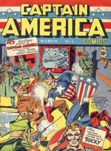 Captain America: The First Interventionist