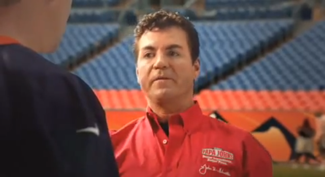 Peyton Manning Does His Part To Make Sure Papa John's Will Continue Haunting Your Sundays