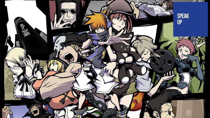 Here's Hoping They Never Make a Sequel to The World Ends with You