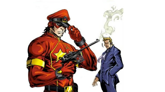 Meet the World's Greatest Communist Superhero