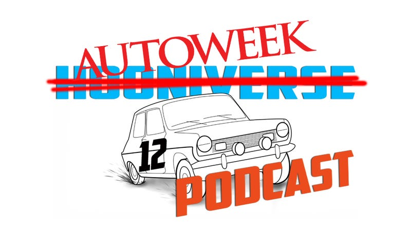 Weekend Listening: Autoweek Invades the Hooniverse Podcast