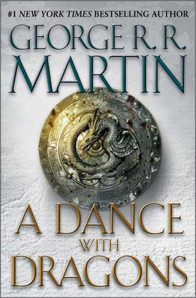 George R.R. Martin's A Dance With Dragons is really done