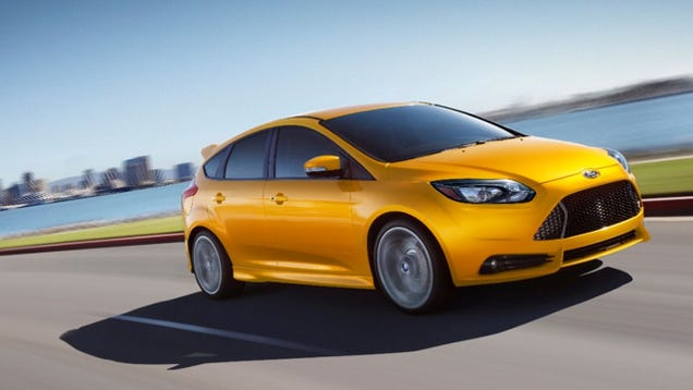 Ford Focus ST Forum Complaints Result In Wiring Harness Recall
