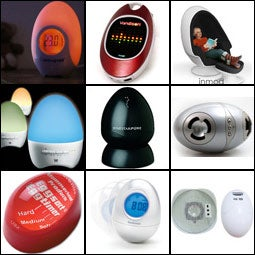 Happy Freaking Easter: Some Egg-Shaped Gadgets