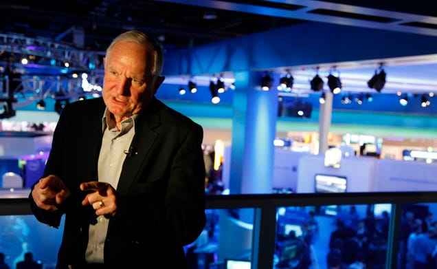 Intel's Barrett on Paranoia, the Core Craze and the End of Gigahertz