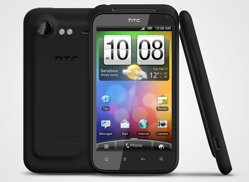 HTC's Best Android Phones Rehashed, But Faster and With More Sense