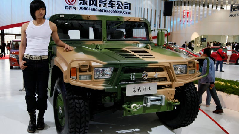 Chinese Ordered To Order Chinese Cars