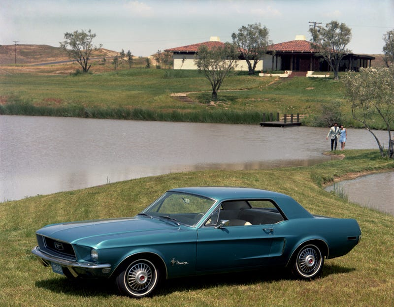 Horses Of A Different Color: From Gulfstream Aqua To Ruby Red, 50 Years Of Shifting Ford Mustang Color Favorites