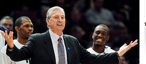 Jim Calhoun Is Unbreakable