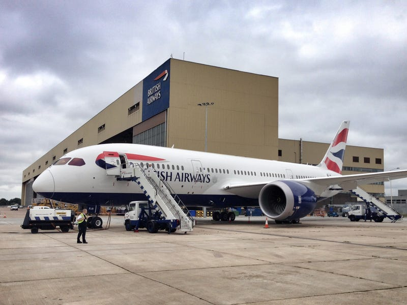 Austin Receives Crown Jewel From British Airways With New 787 Service