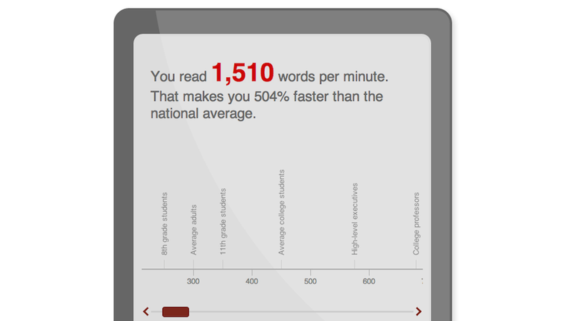 Find Out How Fast You Read with This Test