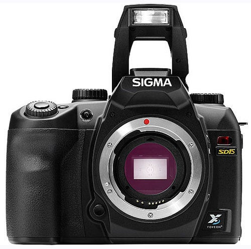 Sigma SD15 DSLR Finally—Finally!—Gets Launch Date