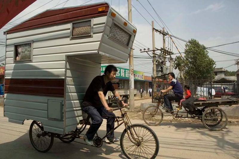 Screw a House, I'm Buying a Camper Bike