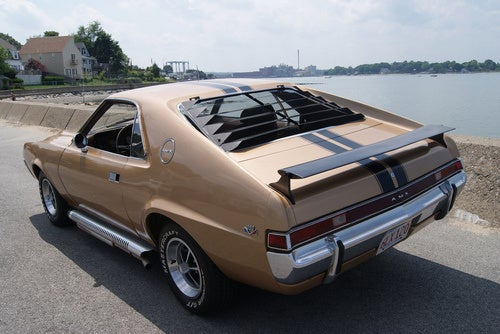 Bronze '69 AMX Goes for Sixteen Grand of Your Gold