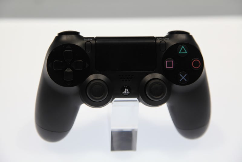 Here's What the PS4 Looks Like in Person