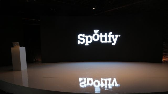The House of Representatives Blocks Spotify Because It's Scared of P2P and Even the RIAA Thinks That's Dumb
