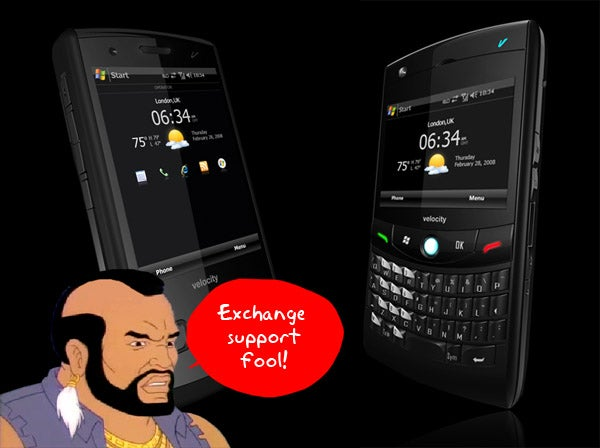 Velocity Mobile Enters Windows Mobile Smartphone Market With 103, 111