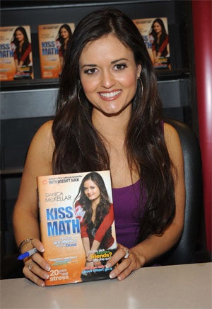 "The Wonder Years' Danica McKellar Tells Brooklyn To ""Kiss My Math"""