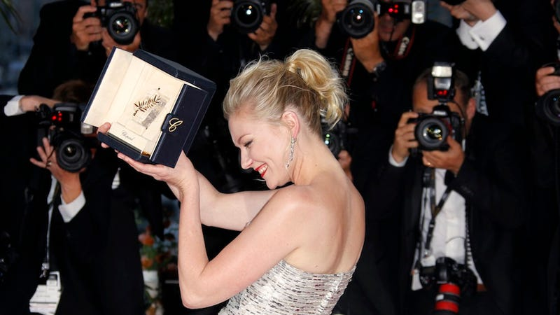 Kirsten Dunst, Tree of Life Win at Cannes